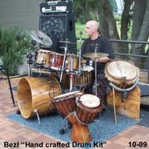 Bezl drum kit 10-09