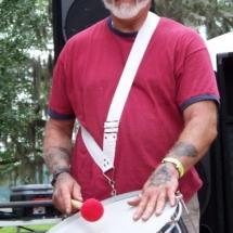 Big Samba drummer