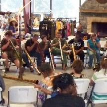 Didgeridoo workshop sunday morning 10-10