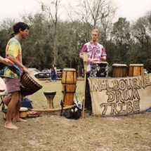 Melbourne Drum Tribe 2002