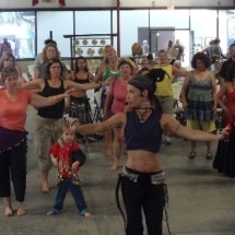 belly dancing workshop 10-10