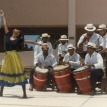 bomba ensemble