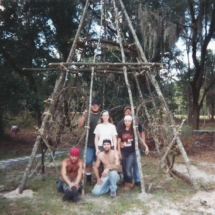dreamcatcher hut