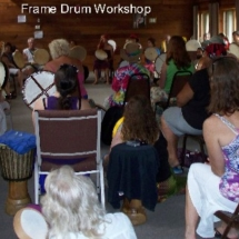 frame drum workshop