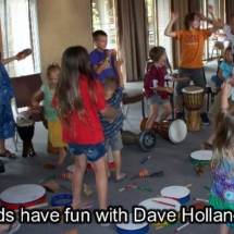 kids and dave