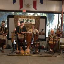 lost safari drummers 10-11