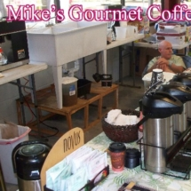 mikes coffee