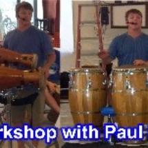 paul harvey conga workshop 10-13