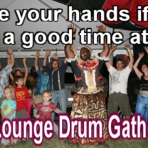 raise your hand banner