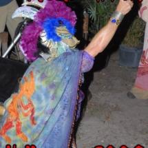 steve costume winner