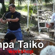 tampa taiko workshop 11-08