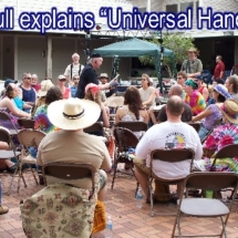 universal hand patters