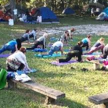 yoga with Sandy Palmer 10-12